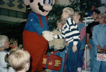 Jeg vant Nintendo-SM i august 1992