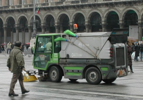 One man cleaning show.jpg